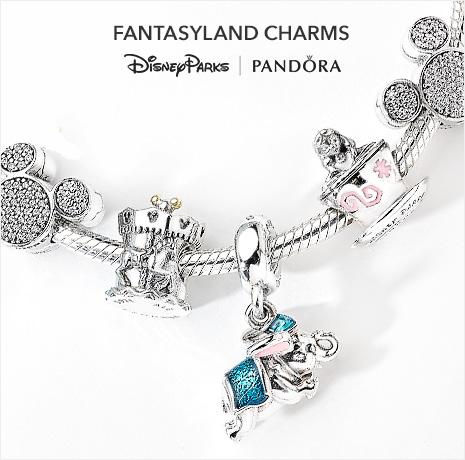 Disney Parks | PANDORA - Fantasyland Charms