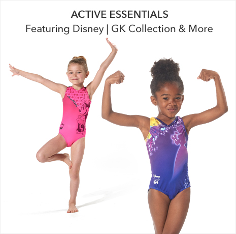 Active Essentials - Featuring the Disney | GK Collection & More