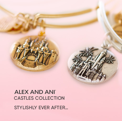 Alex & Ani Castles Collection - Stylishly Ever After...
