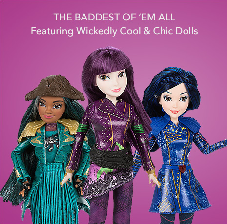 The Baddest of 'Em All - Featuring Wickedly Cool & Chic Dolls