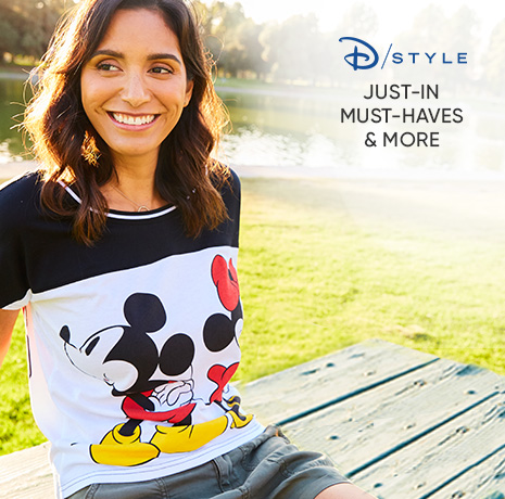 D/Style - Just-In Must-Haves & More