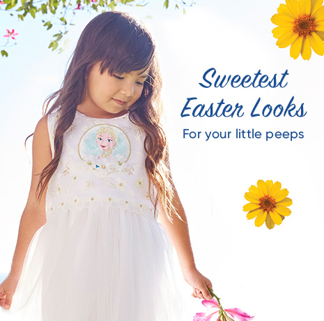 Sweetest Easter Looks for your little peeps