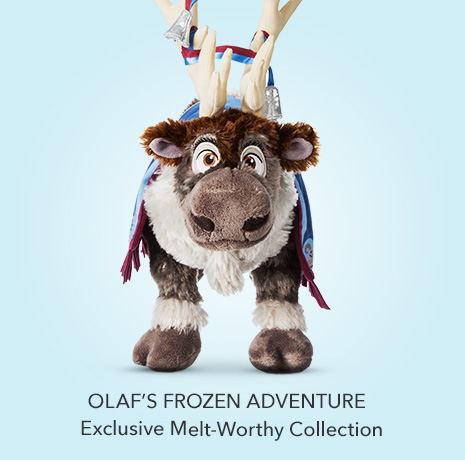 Olaf's Frozen Adventure - Exclusive Melt-worthy Collection