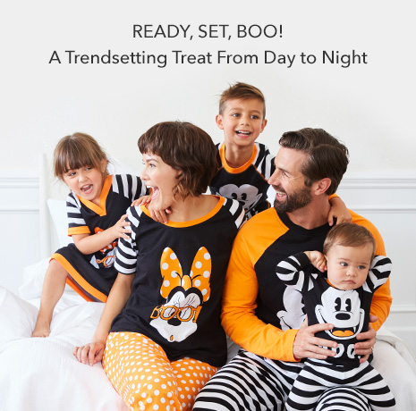 Ready, Set, Boo! A Trendsetting Treat from Day to Night