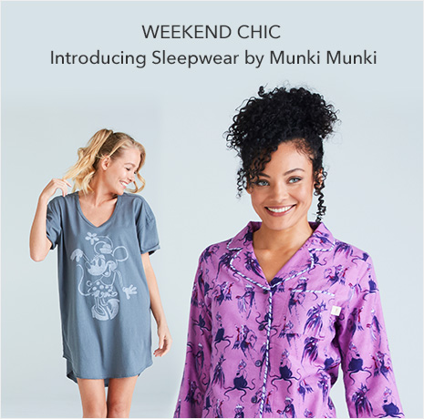 Weekend Chic - Disney Slumber Collection by munki munki