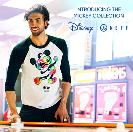 Introducing the Mickey Collection - Disney | NEFF