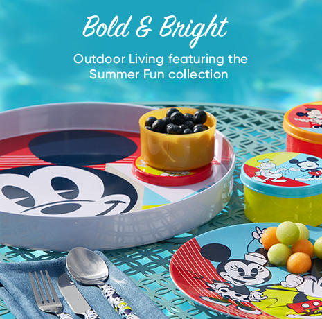 Bold & Bright - Outdoor Living featuring the Summer Fun collection