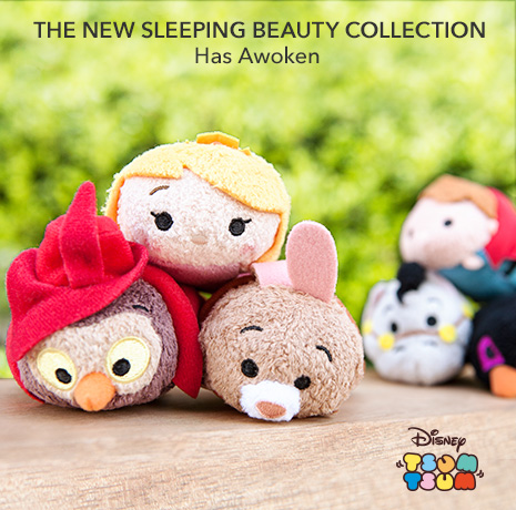 The New Sleeping Beauty Collection has awoken