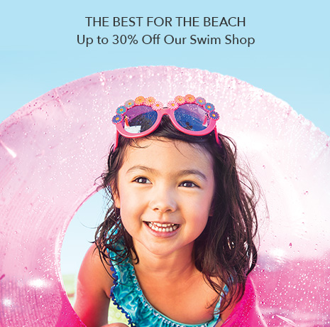 The Best for the Beach - Up to 30% Off Our Swim Shop