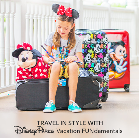 Travel in Style with Disney Parks Vacation FUNdamentals