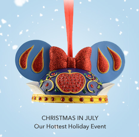 Christmas in July - Our Hottest Holiday Event