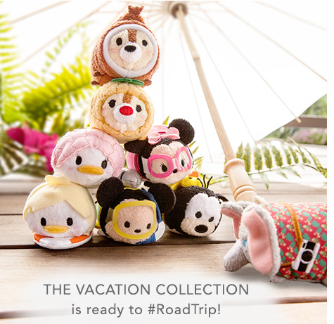 The Vacation Collection is ready to #RoadTrip