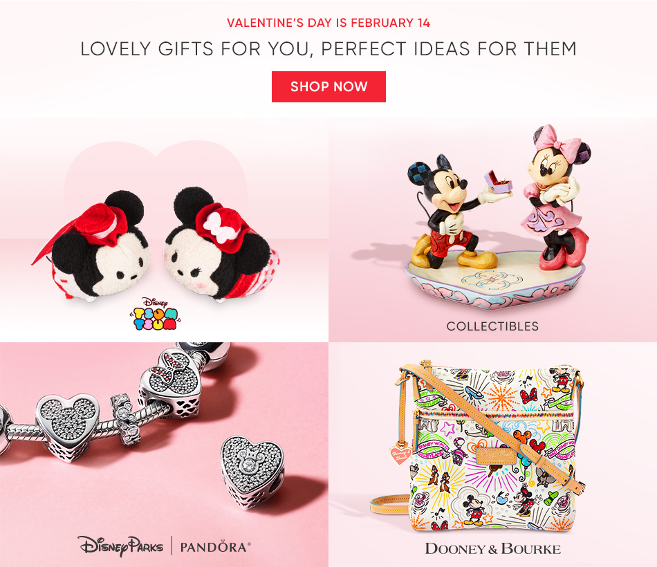 Valentine's Day is February 14 - Lovely Gifts for You, Perfect Ideas for Them