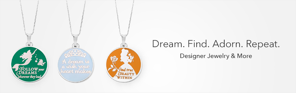 Dream. Find. Adorn. Repeat. - Designer Jewelry & More