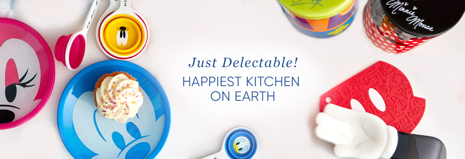 Just Delectable! - Happiest Kitchen on Earth