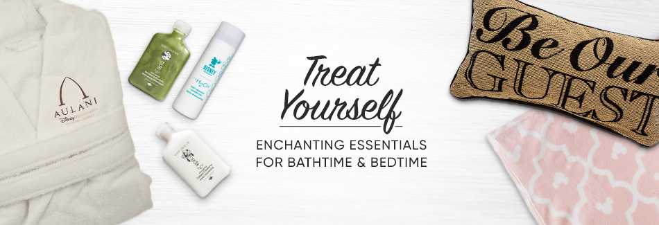 Treat Yourself - Enchanting Essentials for Bathtime & Bedtime