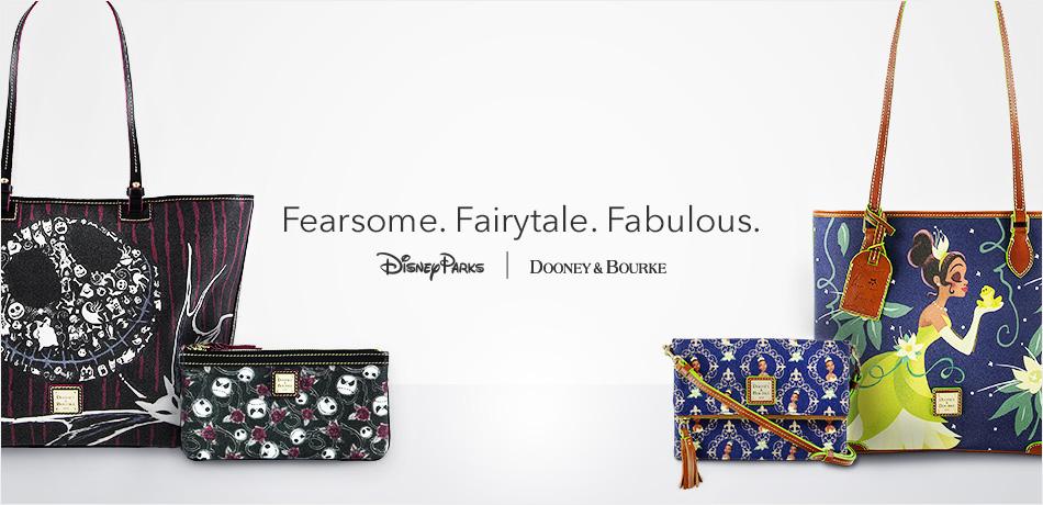 Fearsome. Fairytale. Fabulous. - Disney Parks - Dooney & Bourke