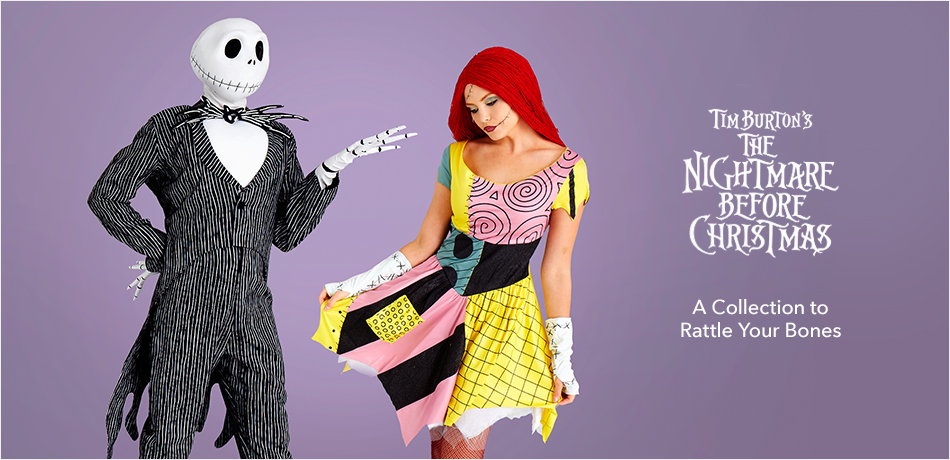 Tim Burton's The Nightmare Before Christmas - A Collection to Rattle Your Bones