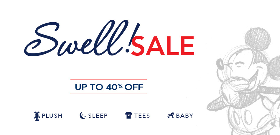 Swell Sale - Up to 40% Off