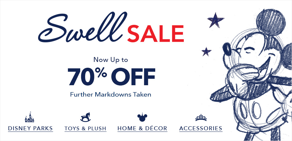 Swell Sale - Now Up to 70% Off Further Markdowns Taken