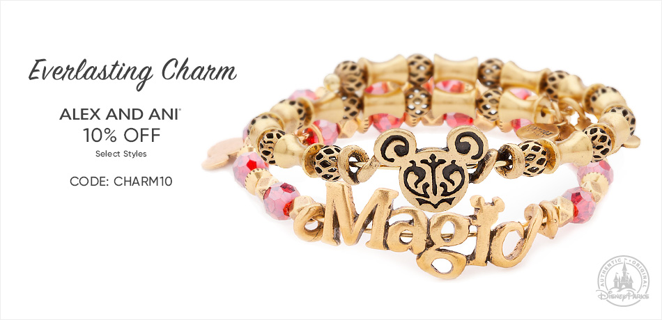 Everlasting Charm - Alex and Ani 10% Off Select Styles - CODE: CHARM10