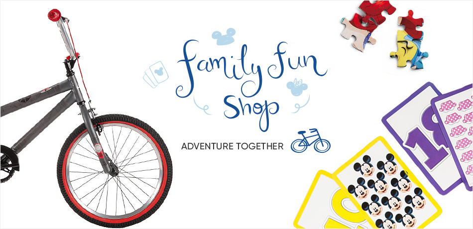 Family Fun Shop - Adventure Together