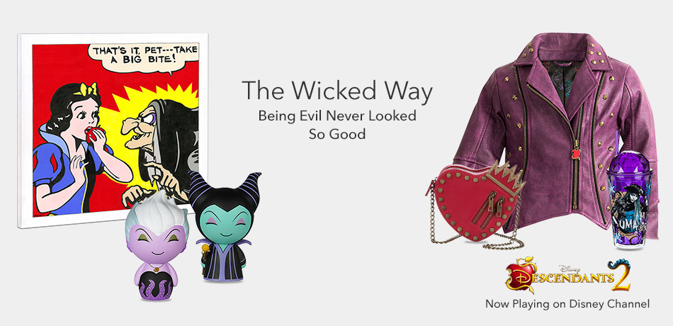 The Wicked Way - Being Evil Never Looked So Good