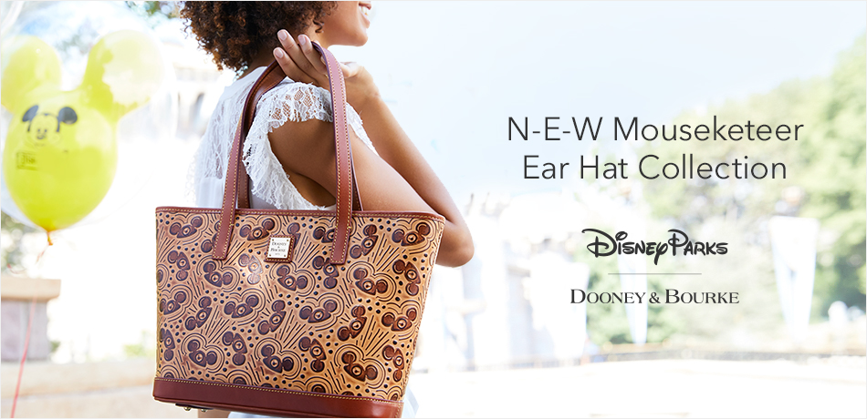 N-E-W Mouseketeer Ear Hat Collection - Disney Parks | Dooney & Bourke
