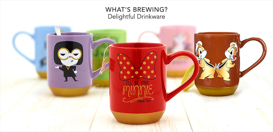 What's Brewing? - Delightful Drinkware
