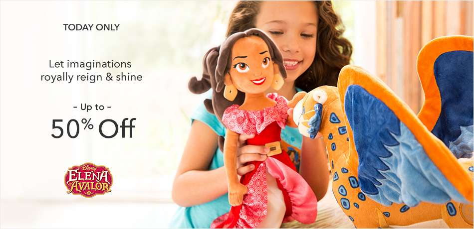 Elena of Avalor - Up to 50% Off