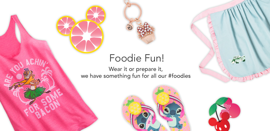 Foodie Fun! - Wear it or prepare it, we have something fun for all our #foodies