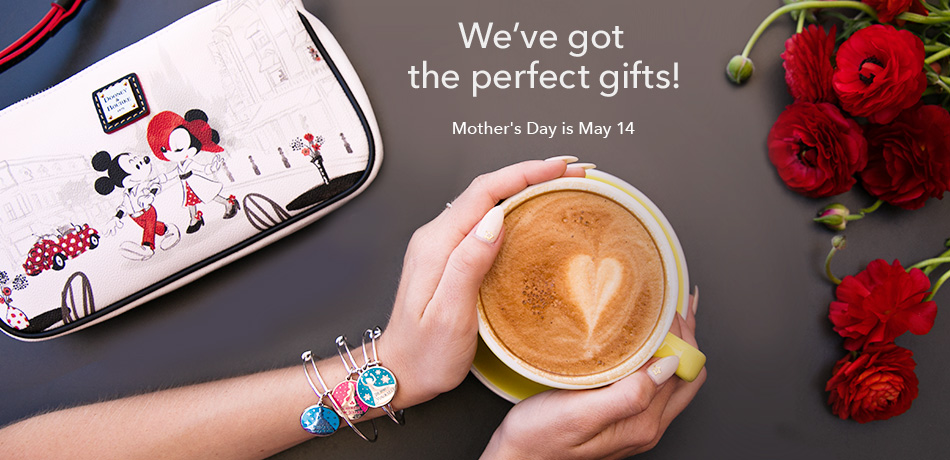 We've got the Perfect Gifts! - Mother's Day is May 14