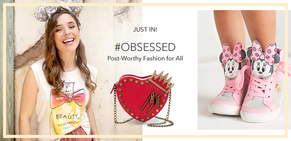 Just in! #OBSESSED - Post-Worthy Fashion for All