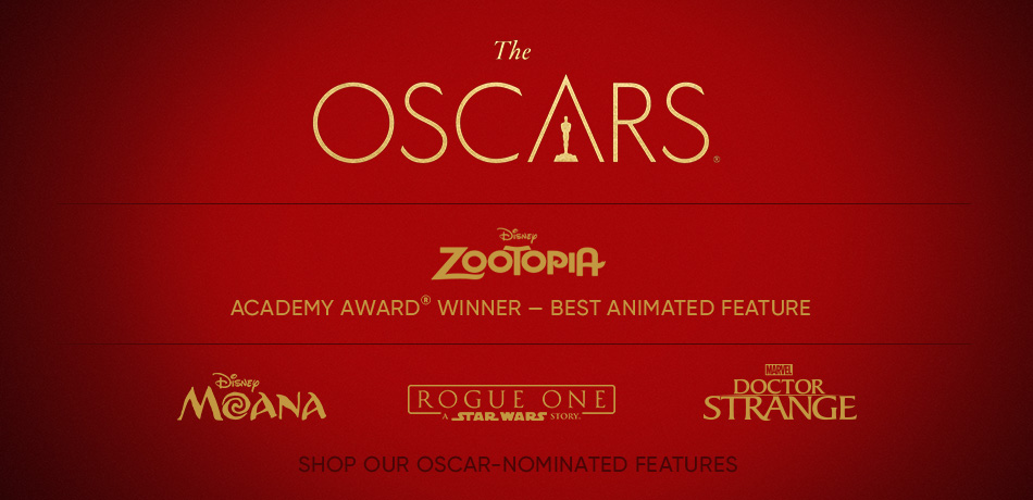 The Oscars - Shop Our Oscar-Nominated Features