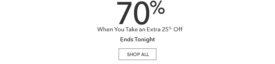 Twice Upon a Year Sale - 70% Off