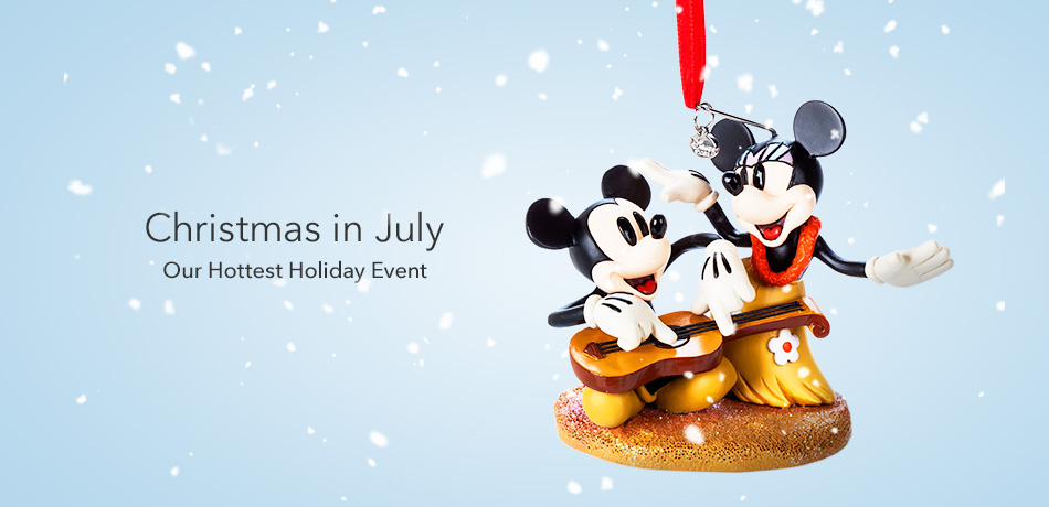 Our Hottest Holiday Event - Christmas in July