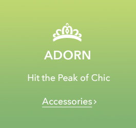 Adorn Hit the Peak of Chic - Accessories