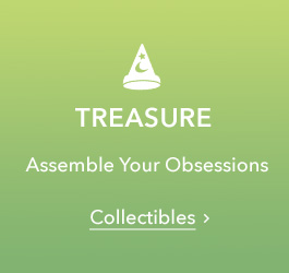 Treasure - Assemble Your Obsessions - Collectibles