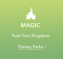 Rule Your Kingdom - Disney Parks