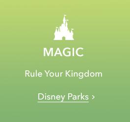 Rule Your Kingdom - Disney Parks