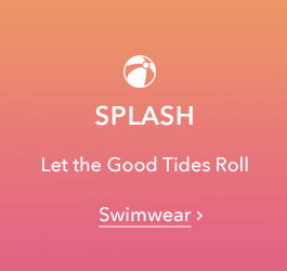 Splash - Let the Good Tides Roll - Swimwear