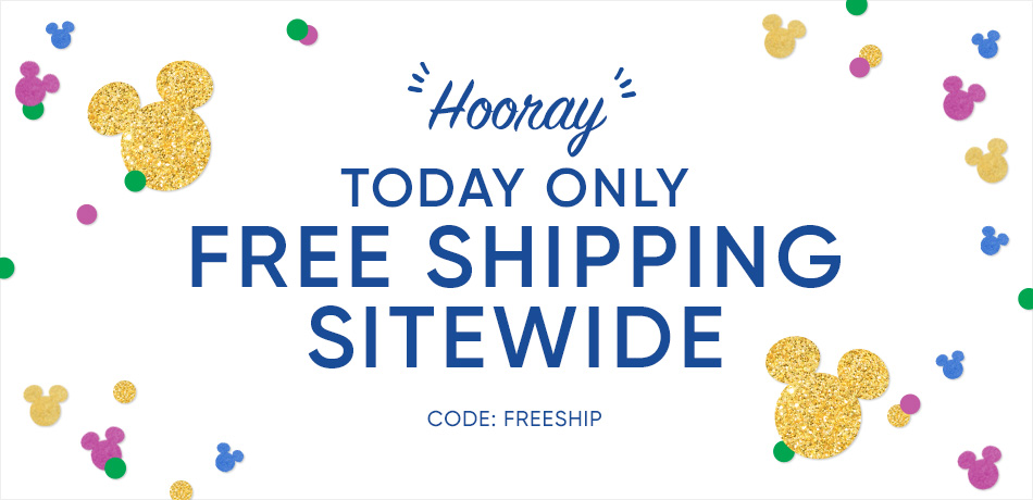Today Only! Free Shipping Sitewide - CODE: FREESHIP