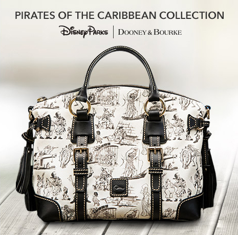Pirates of the Caribbean Collection - Disney Parks - Dooney & Bourke