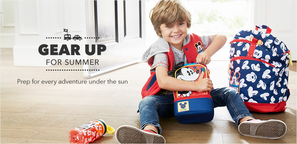 Gear Up for Summer - Prep for every adventure under the sun