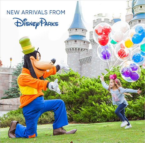 New Arrivals from Disney Parks