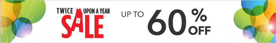 Twice Upon a Year Sale - Up to 60% Off