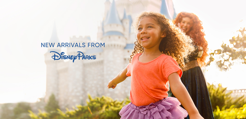 Disney Parks - New Arrivals
