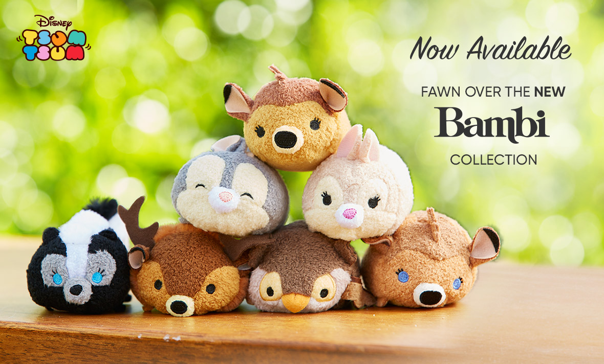 Now Available: Bambi