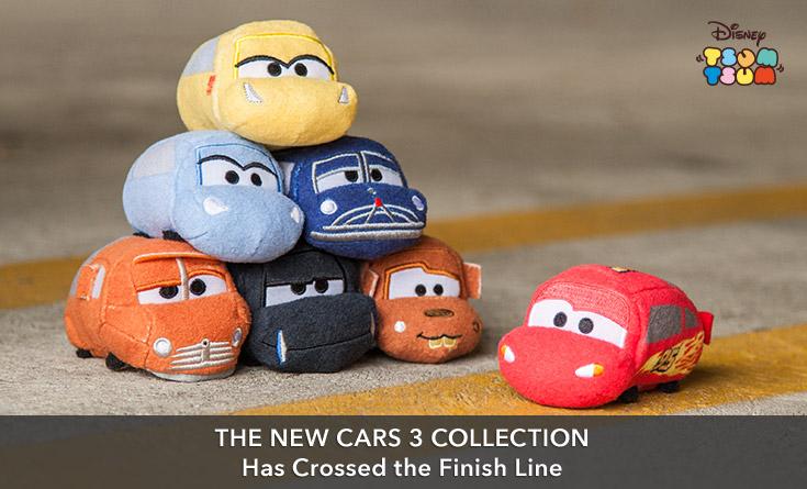 Cars 3 Tsum Tsum