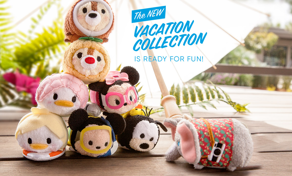 Now Available: Disney Vacation